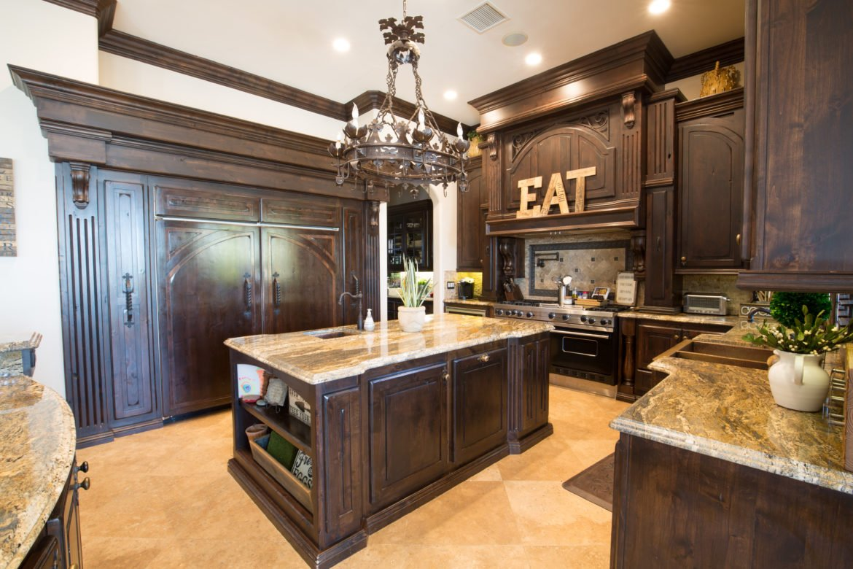 A photo of Temecula kitchen design